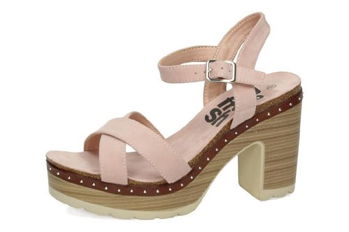 69816 SANDALIA REFRESH color NUDE