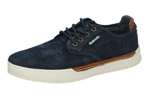 69028 ZAPATO LONA REFRESH color AZUL