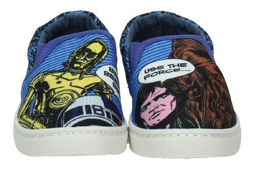 2300001634 LONA DE STAR WARS color AZUL