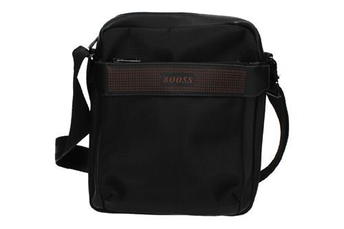 17112 BOLSO BOSS NEGRO color NEGRO
