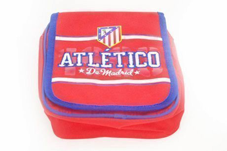 SB12 BOLSO ATLETI MADRID color ROJO