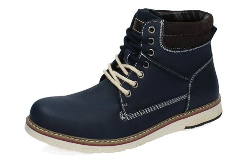 28184 BOTIN AZUL NAVY XTI color MARINO