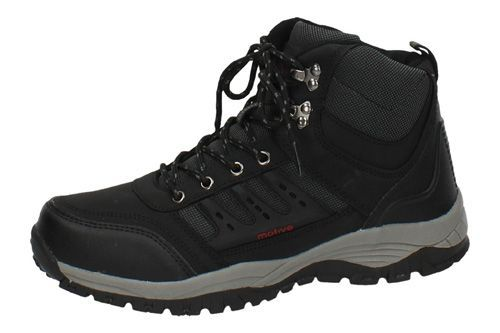 10982 BOTINES IMPERMEABLES color NEGRO
