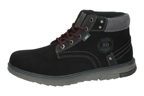 48155 BOTINES CASUAL color NEGRO