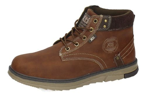 48155 BOTINES CASUAL color CAMEL