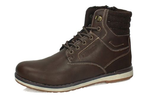48152 BOTINES CASUAL color MARRÓN