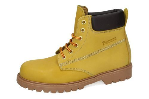 182 BOTAS PANAMA color AMARILLO