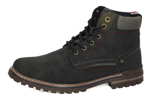 69057 BOTIN MILITAR color NEGRO