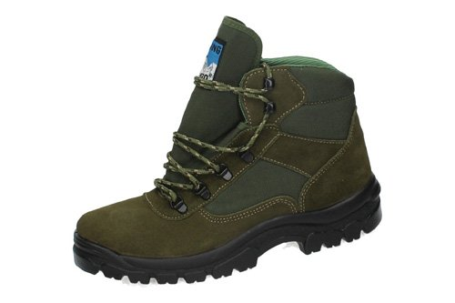 976 BOTAS TRECKING PIEL color VERDE