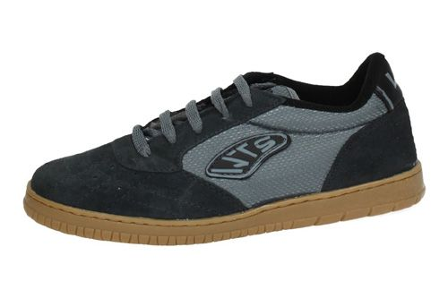 256BGOS4 ZAPATILLAS FUTSAL color GRIS