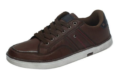 9-7949C-12 DEPORTIVAS DE MODA color MARRÓN