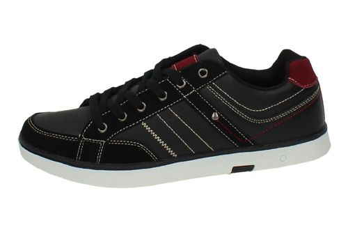 9-2150B-12 DEPORTIVAS CASUAL color NEGRO