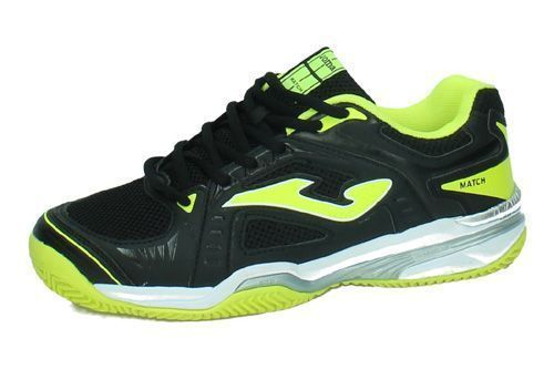 TS.MATS-801 ZAPATILLAS RUNNING color NEGRO