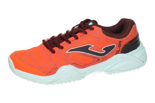 T.SLAMS-808 ZAPATILLAS RUNNING color NARANJA