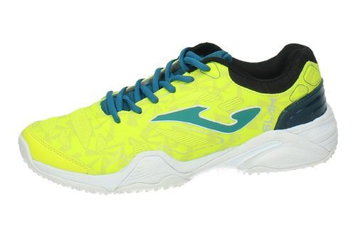 T.SLAMS-811 ZAPATILLAS RUNNING color AMARILLO
