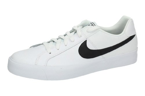 BQ4222 103 NIKE COURT ROYALE AC color BLANCO-NEGRO