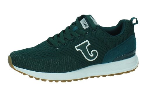 C.800W-915 ZAPATILLAS COMODAS color VERDE