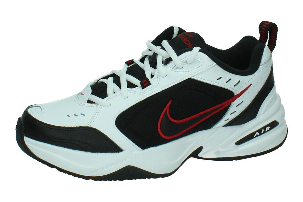 415445 101 NIKE AIR MONARCH IV color BLANCO-NEGRO