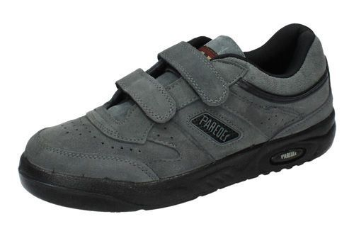 DP104 TENIS PAREDES VELCRO color GRIS