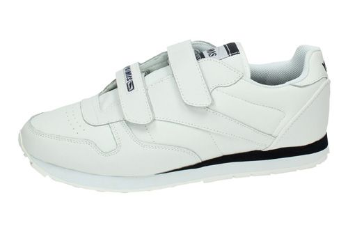 25910 BAMBAS VELCRO FOSTER color BLANCO
