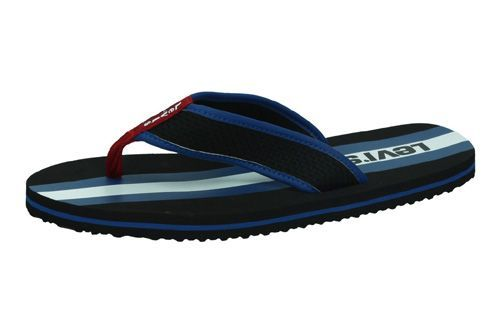 38104-0115 CHANCLAS DEDO LEVIS color NEGRO