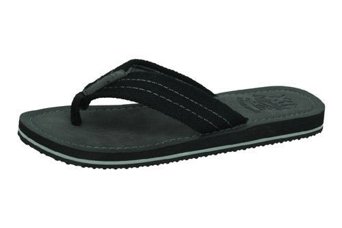 48699 CHANCLAS DEDO color NEGRO