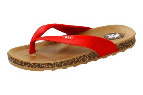 Color 26663 De Goma Rojo Chanclas tsdhQr