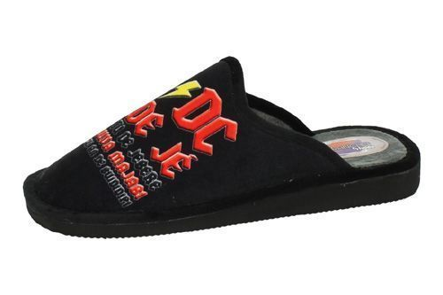 2231 CHINELAS ACDC color NEGRO