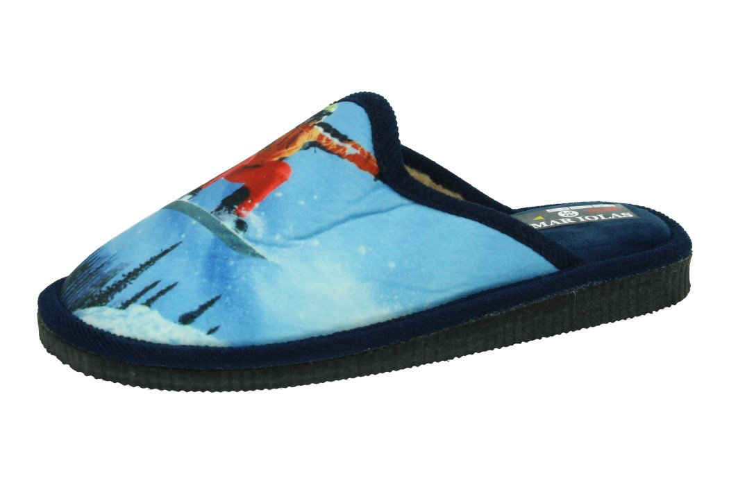 503-777 CHINELAS SNOWBOARD color MARINO