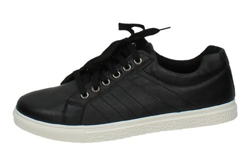 JYG-003 SNEAKERS NEGRAS color NEGRO