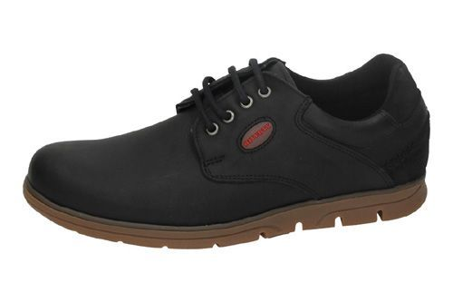 801 ZAPATOS BLUCHER color NEGRO