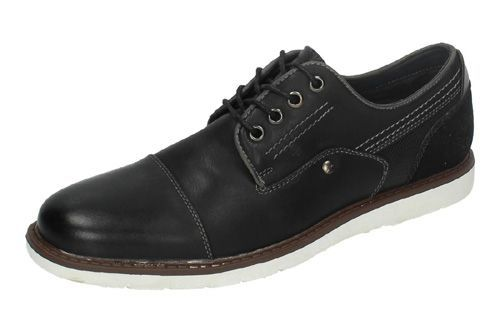 84368 ZAPATO BLUCHER LOIS color NEGRO