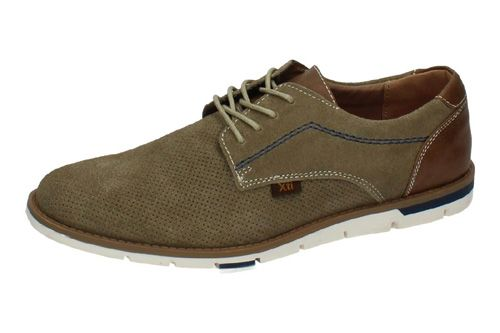 46417 ZAPATO BLUCHER color TAUPE