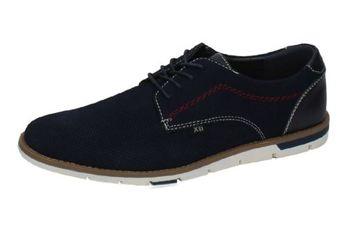 46417 ZAPATO BLUCHER color MARINO