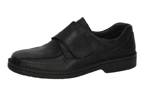 526303/01 ZAPATOS CON VELCRO color NEGRO