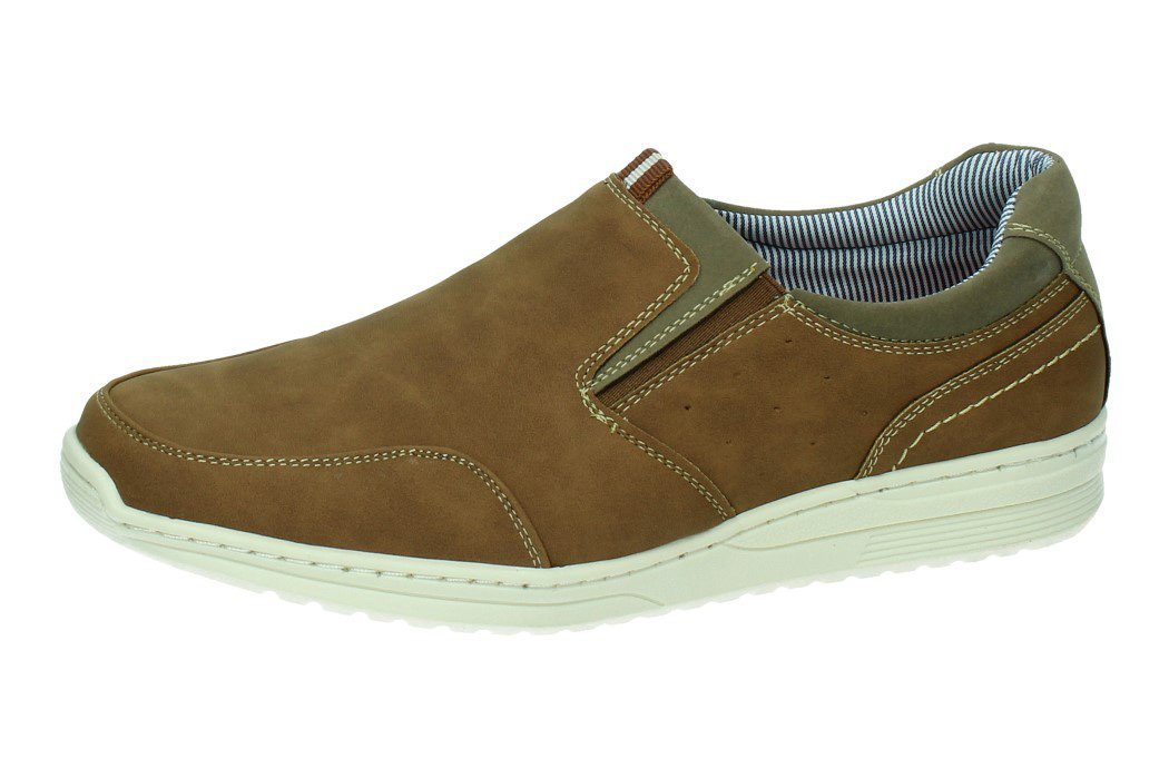 34221 ZAPATO NOBUCK color CAMEL