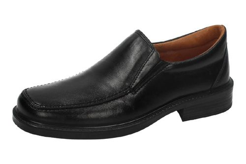 0102 MOCASINES LUISETTI color NEGRO