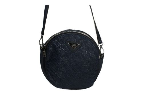 85706 BOLSO REDONDO color AZUL