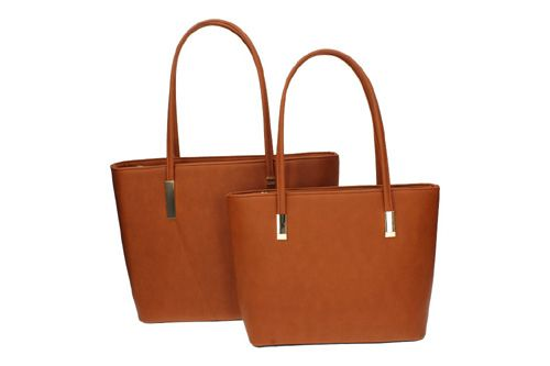 6701P PACK DE 2 BOLSOS color CAMEL