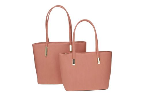 6701P PACK DE 2 BOLSOS color ROSA