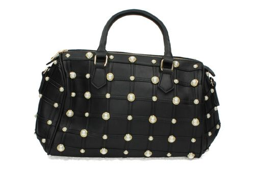 28MS507 BOLSO ADORNADO color NEGRO