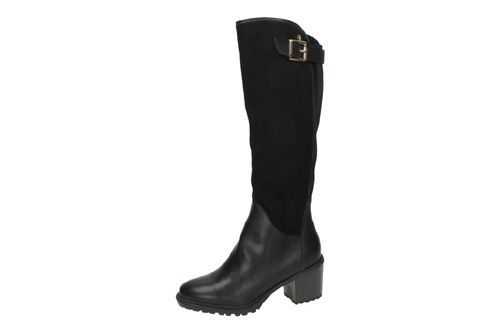 47366 BOTA MODA XTIWORLD color NEGRO
