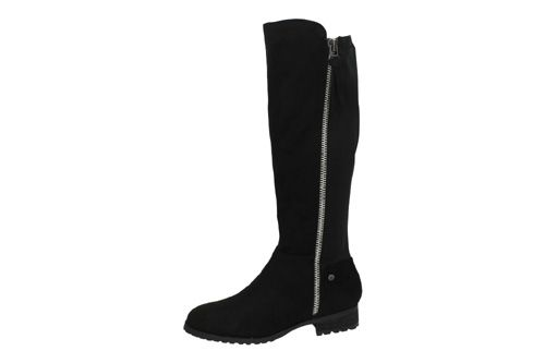 47463 BOTA CAMPERA NEGRA color NEGRO