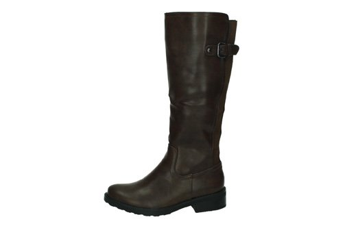 R-252 BOTA ALTA CHOCOLATE color MARRÓN