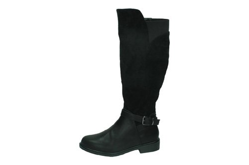 A188-16 BOTAS CAMPERAS NEGRO color NEGRO