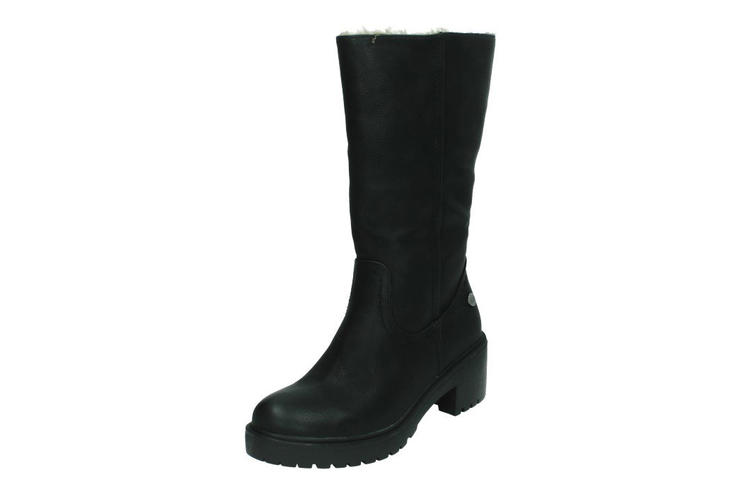 64652 BOTAS POLIPEL color NEGRO