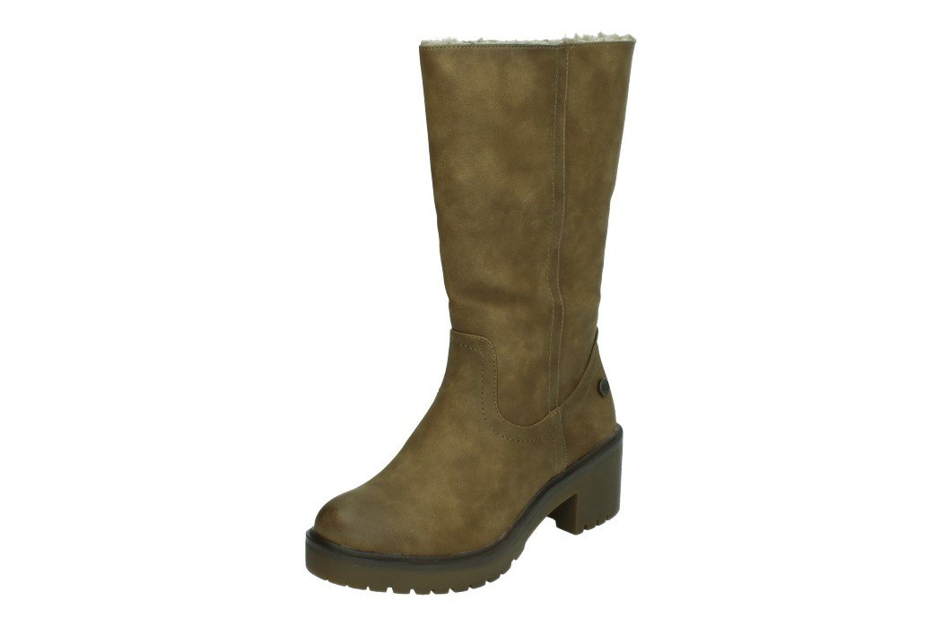 64652 BOTAS POLIPEL color CAMEL