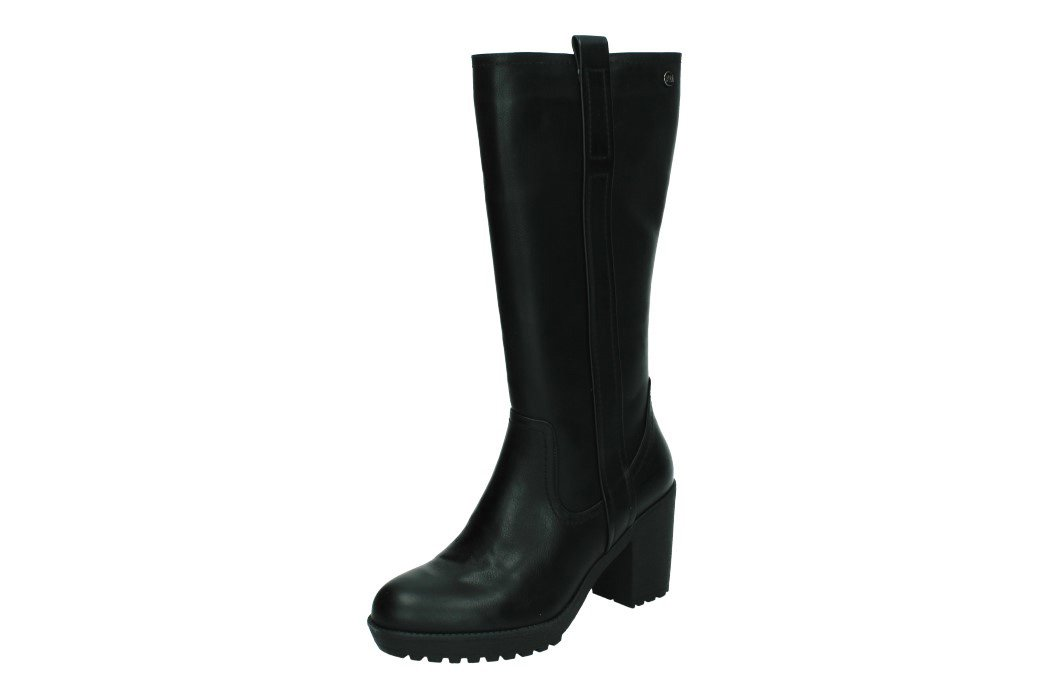 34393 BOTAS XTI POLIPIEL color NEGRO