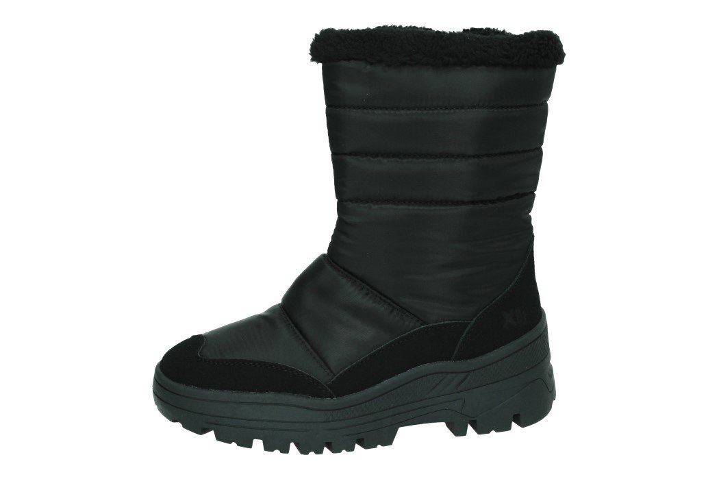 44467 BOTINES NIEVE color NEGRO