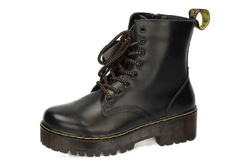 3820 BOTAS MOTERAS color NEGRO